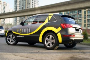 Car Wraps Mango vehicle car Wrap 300x200